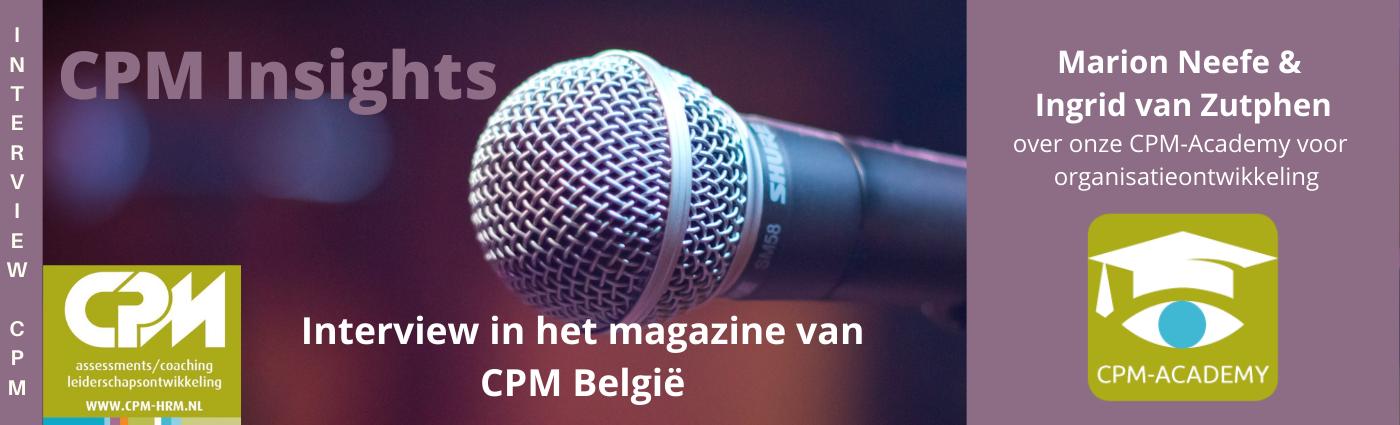 Interview CPM Academy